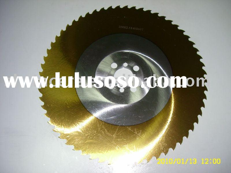 350*2.5*40*60T HSS Circular Saw Blade Metal cutting blade