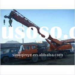 35ton used tadano crane nissan engine and chassis for sale(mobile:0086-13817840439)