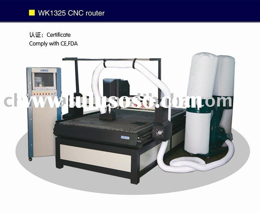 3D cnc router/woodworking machine WK1325