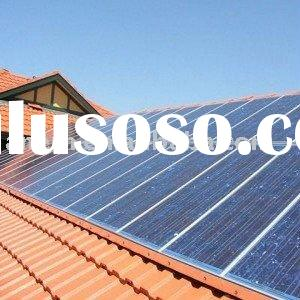 3KW solar power system for home use