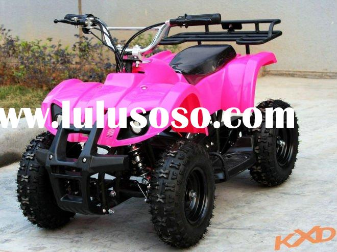 500W ELECTRIC MINI QUAD FOR KIDS (ATV-6E)