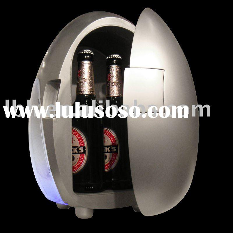 6L Egg-shaped mini fridge(cooler & warmer)