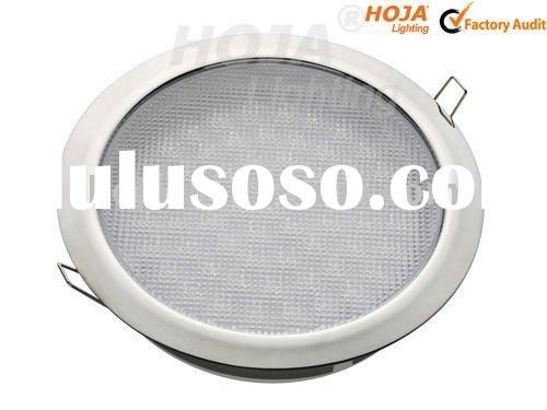 6'' LED Down Light Recessed Mount, Low Profile