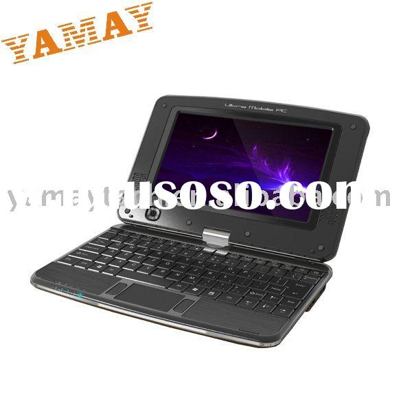 7-inch Netbook with Windows CE 6.0 Operating System and SD Card Reader