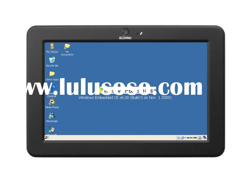 7 inch Win CE tablet PC industrial PC