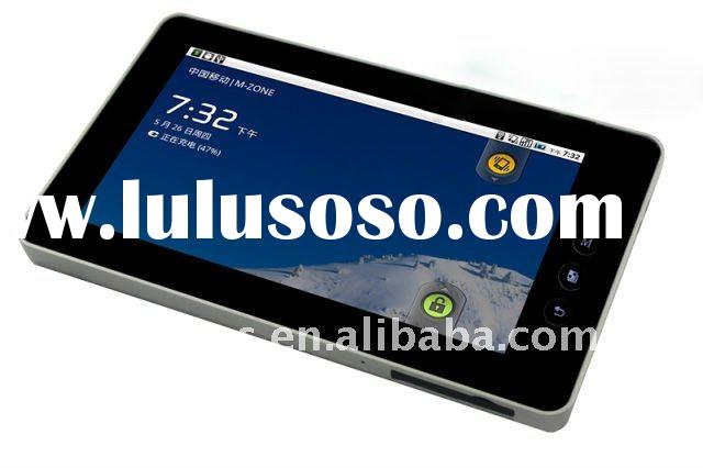 7 multi-touch android 2.2 tablet pc phone call function