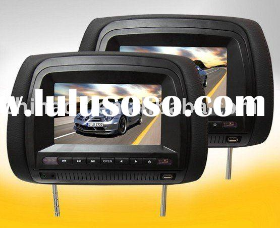 7inch car head rest DVD Player