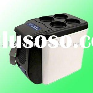 8L DC 12V Mini car fridge freezer cooler box