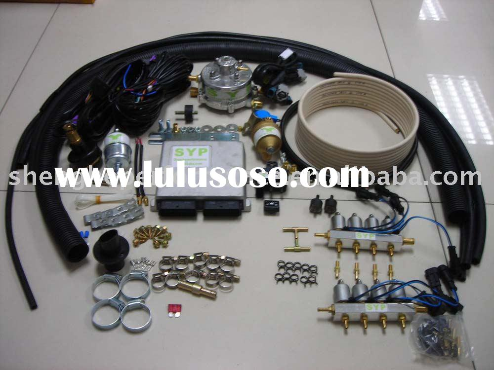 8 Cylinder EFI enigne use sequential Gas Injection System -LPG conversion kit