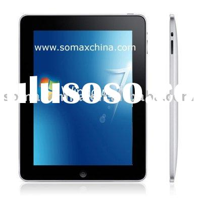 9.7 inch Atom Z510 Window 7 MID/Tablet PC/UMPC with G-sensor and Built-in 3G