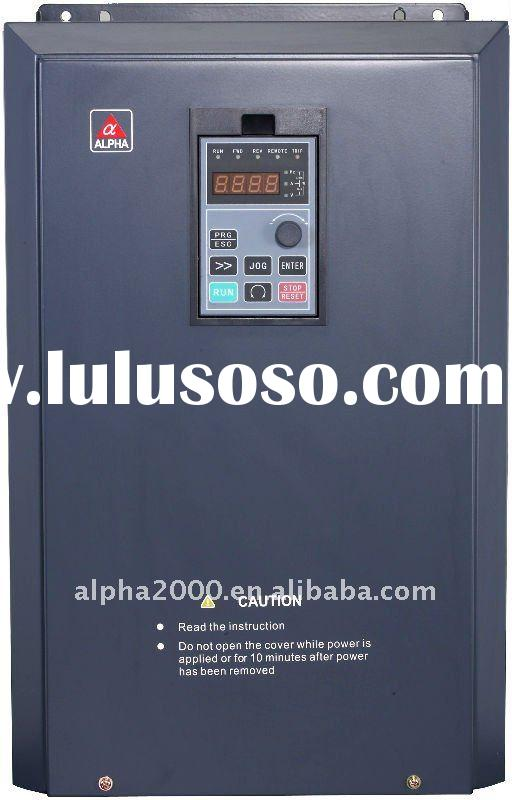ALPHA 6000 series 230v ac motor speed control