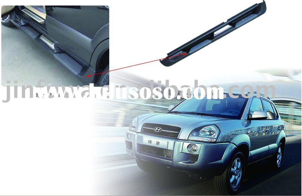 AUTO PARTS for the HYUNDAI TUCSON, Sport Utility Vehicle side bar, rurning board ,suv body parts,car