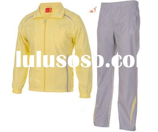 Accept paypal!!! 2011 hot selling plus size women track suits