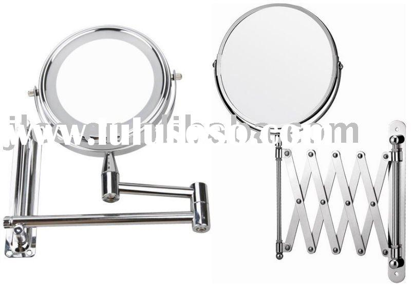 Wall Mounted Make Up Mirror With Light Hsy2008 For Sale Price Manufacturer Supplier 2072394