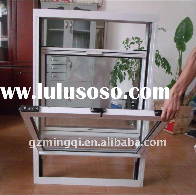 Aluminium doors and windows, Double-Hung Window