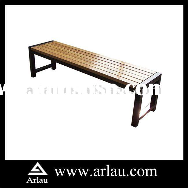 Arlau FW11 Outdoor or Indoor Solid Wood Bench