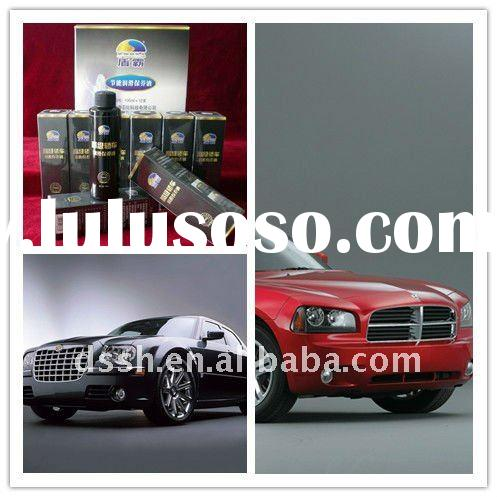 Automotive lubricant nano additives for gasoline engine oil