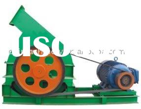 Bamboo and wood chipper (Paper making machine, paper cutting machine,toilet paper machine,waste pape