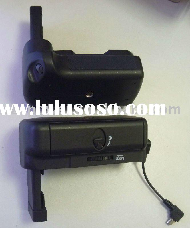 Battery grip for Nikon D3100