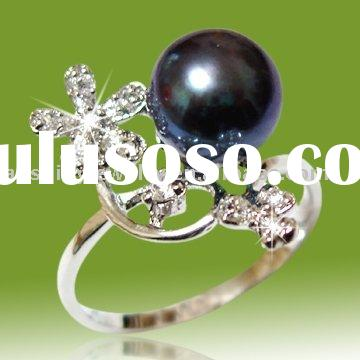Black Pearl Rings, Jewellery manufacturer
