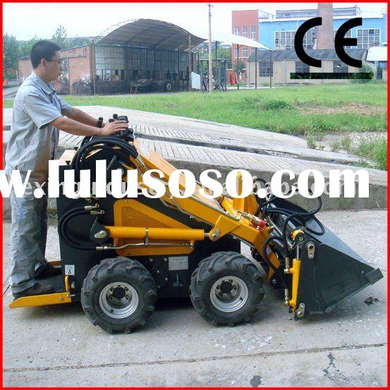 CE Approval Multi-function Mini Skid Loader with Competitive Price