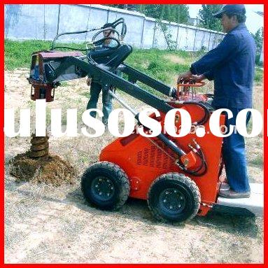 CE Approved Professional Multi-function Mini Skid Loader for Sale