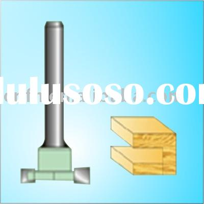 CNC Router Bit For Woodworking (T type Slotting Cutter)