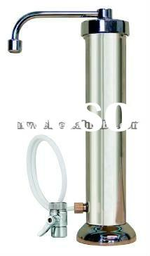 CWF-J101SS (ALL STAINLESS STEEL SINGLE WATER FILTER )