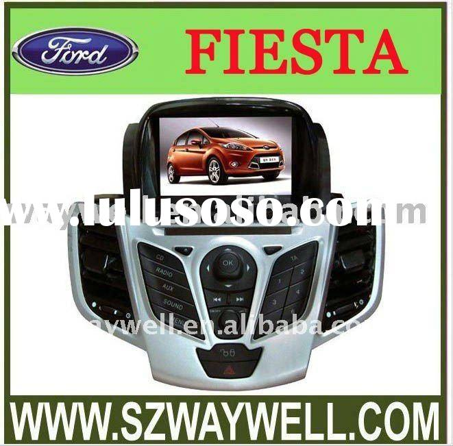 Can-bus,Steering wheel control function Car DVD Player GPS for Ford Fiesta 2009 with GPS bluetooth R