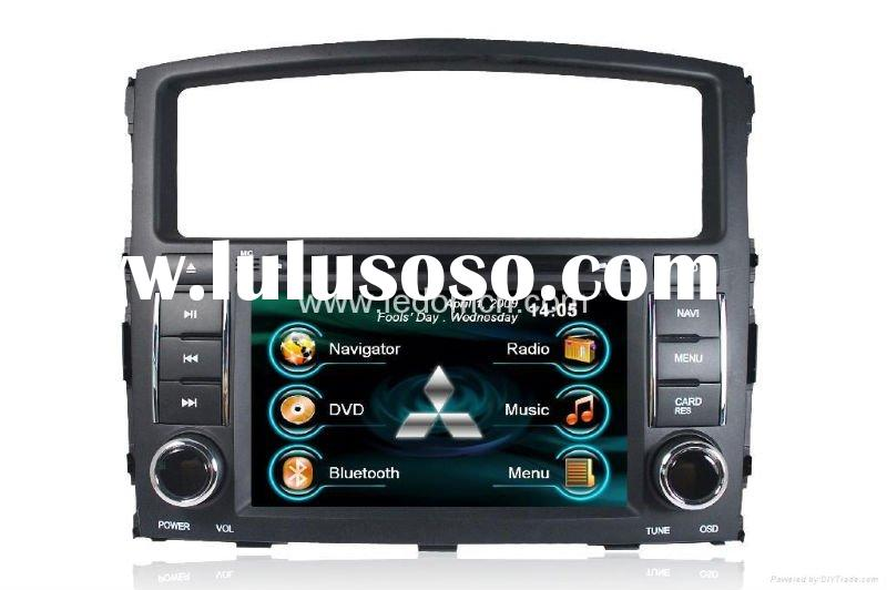 Car Audio DVD player MP3 iPod Touch Screen GPS for Mitsubishi Pajero / Monterio
