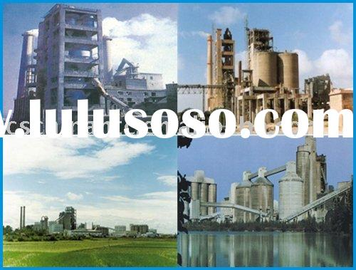 Cement Plant Project