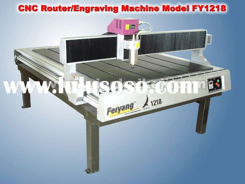 China Cheap CNC Router CNC Engraving Machine FY1218