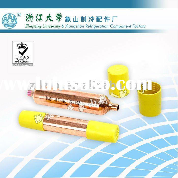 Copper filter drier 25G for Refrigerator Parts