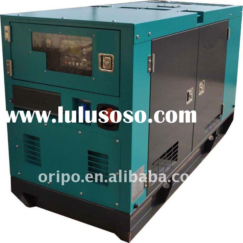 Cummins silent diesel generator 50kva with new novelty canopy design