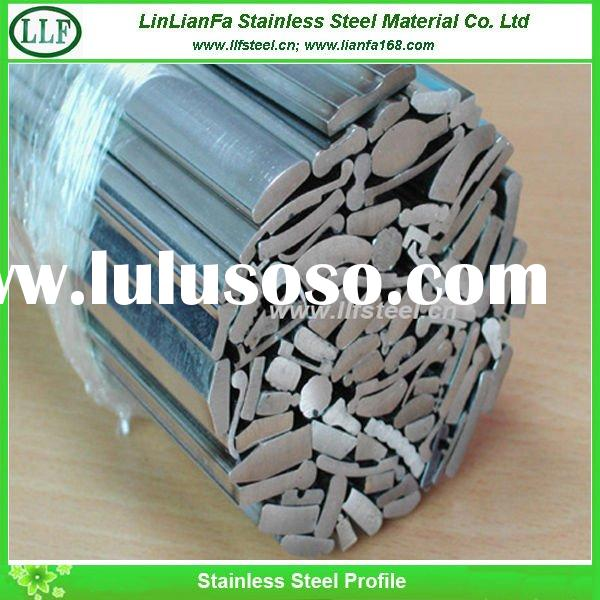 Customerized Stainless Steel Profile