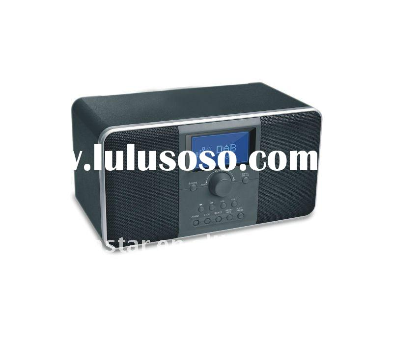 DAB/DAB+ Digital Radio with FM Large LCD Display DA900