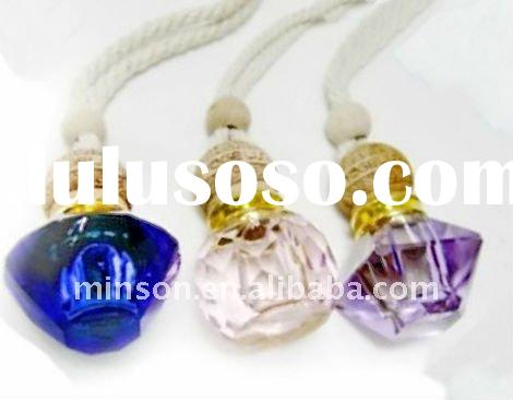 Design Colorful Car Perfume MS-CP046 WELCOMED
