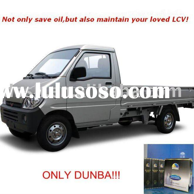 Diesel fuel nano oil additives for LCV
