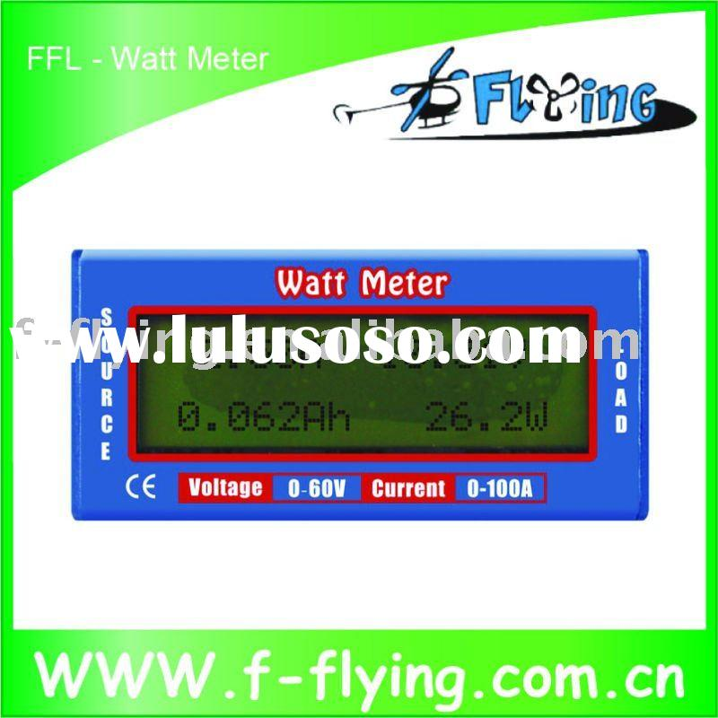 Digital DC ammeter, battery monitor & amp hour meter