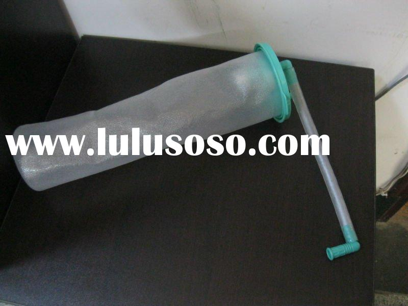 Disposable drainage bag(medical product for waste Fluid collection)