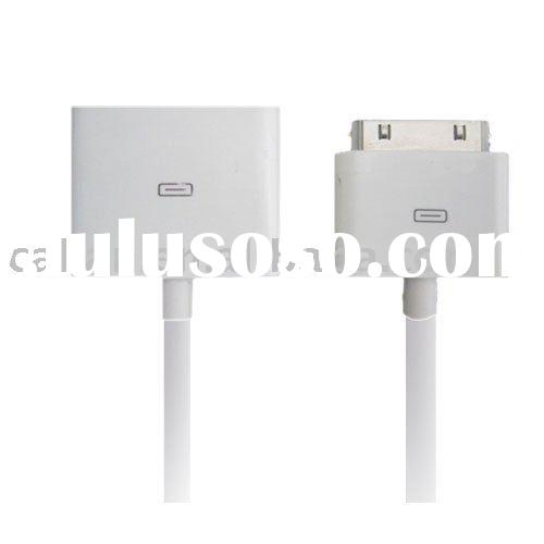 Dock Extension extender Cable Cord For iPhone iPod Touch