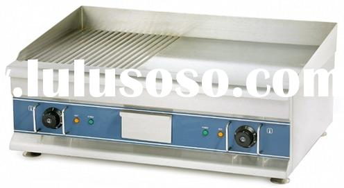 EG750-2 Commercial Electric Griddle (Counter Top& CE Approved)
