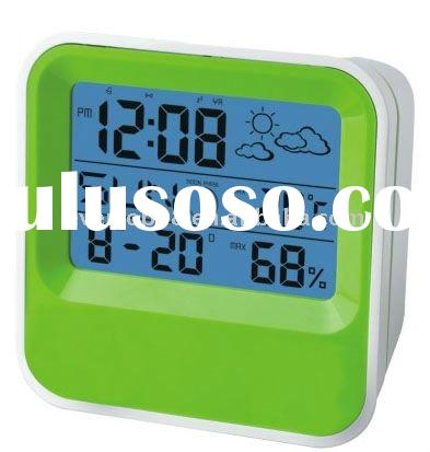 ET639B NEWLY DESIGN DESKTOP ALARM CLOCK WITH LIGHT