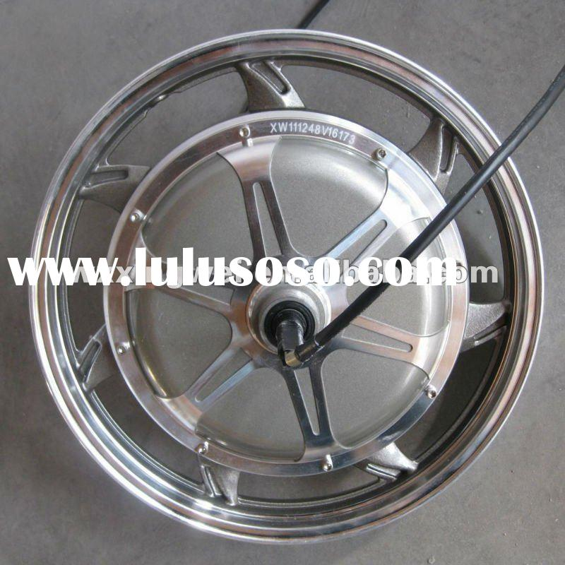 Electric Bicycle Brushless Hub Motor 16inch suppliers