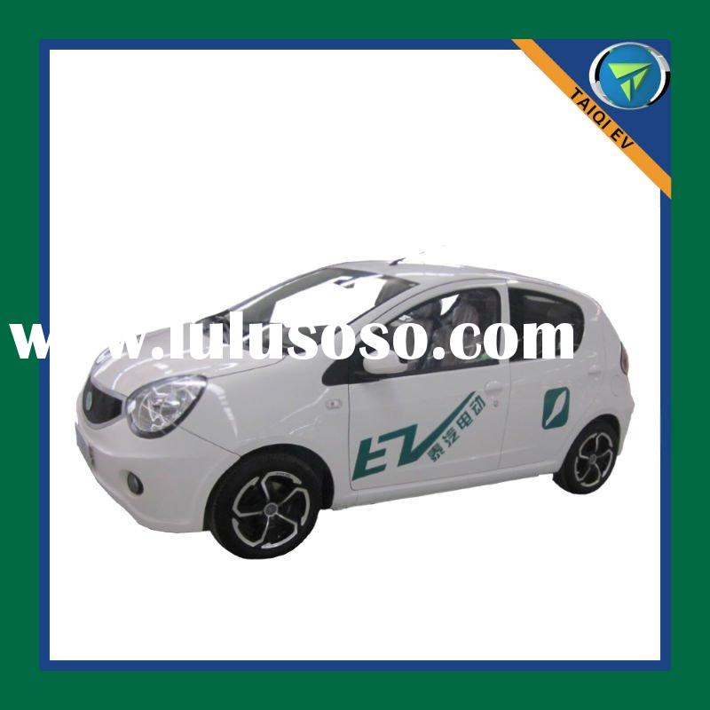 Electric car (passenger electric car with lithium battery pack)