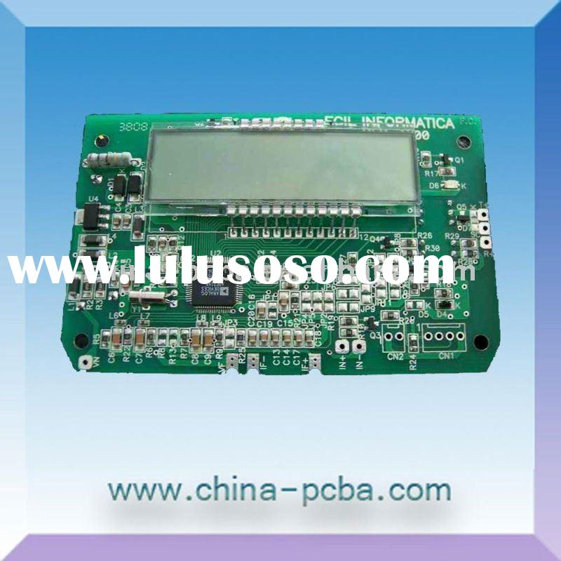 Electronic digital alarm clock circuit board PCB /clock board