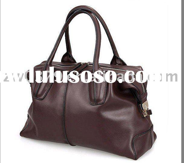 Fashion Leather Travel Bags with Should Strap-LXB 01