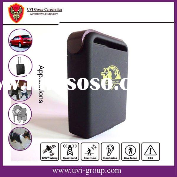 GPS Tracking Device with free PC-based Software and tracking by PDA, and google earth