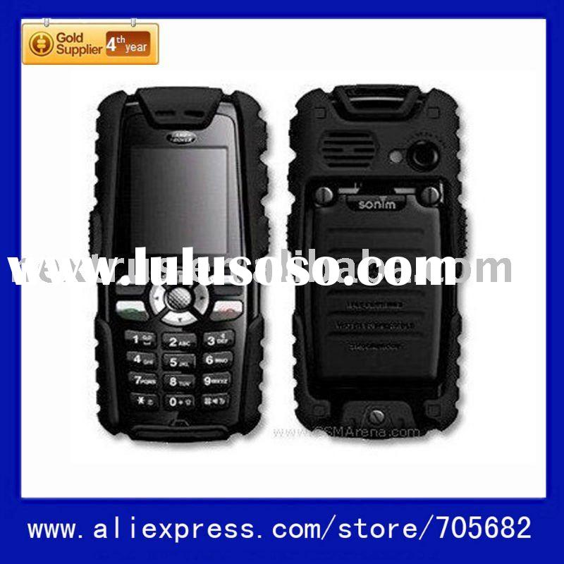GSM QUAD BAND ARMY MOBILE PHONE ANTI WATER AND DUST (NR-S8)