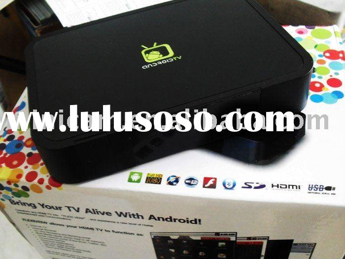 HD google Andriod 2.2 TV Player, Netbook HD Player Android TV/Internet Box